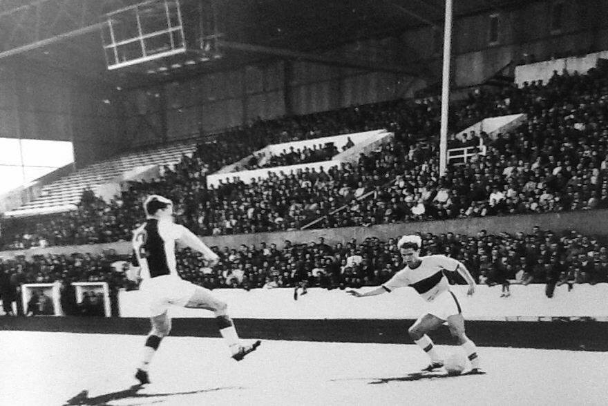 Image result for Motherwell FC 1960