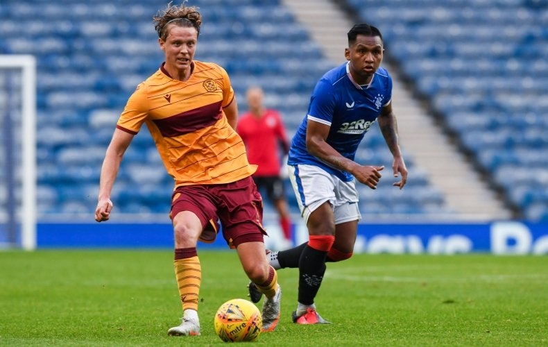 Live streaming issues from Rangers friendly