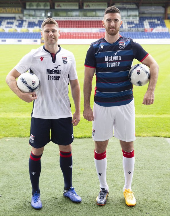 Macron 2019-20 Ross County Kits Released