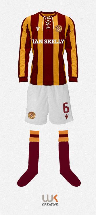 Motherwell striped kit.jpg