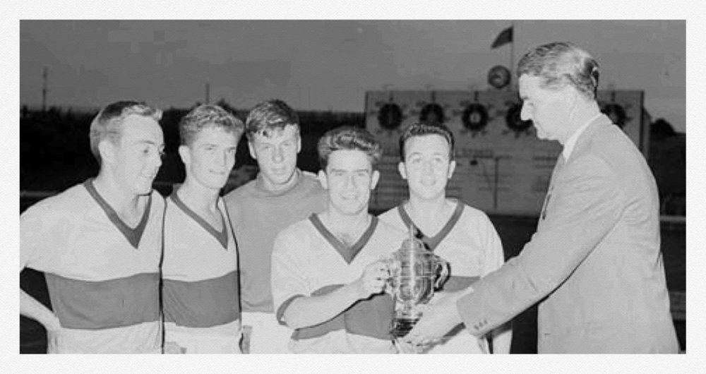 Scotsman 5-A-Side tournament 1959.jpg